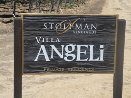 Santa Ynez|Villa Angeli|Stolpman Vineyards|Tile Roofing
