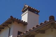 Santa Ynez Clay Tile Roof
