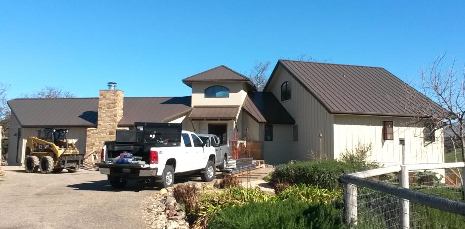 AEP-Span Skyline Metal Roofing Santa Ynez
