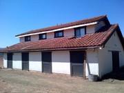 Santa Ynez Concrete Tile Roof