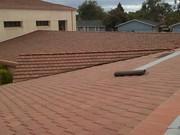Santa Maria Concrete Tile Roof
